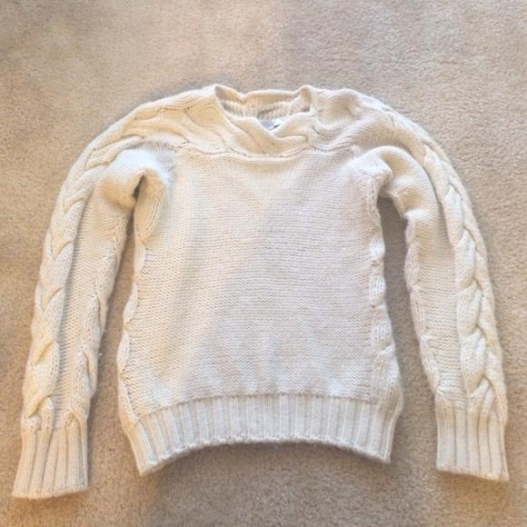 Adam Lippes Sweaters 100 Baby Alpaca Sweater For Sale Poshmark