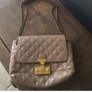 Marc Jacobs Handbags - Marc Jacobs Quilted Leather Purse