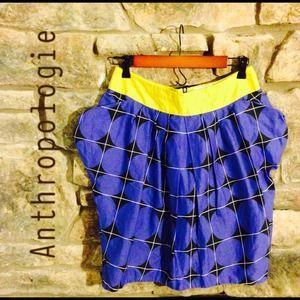 ❌BUNDLED❌Anthropologie skirt