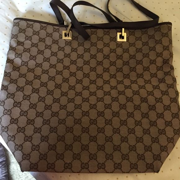 c3ce2d474617fe Gucci Bags | Vintage Tote Bag | Poshmark