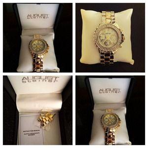 August Steiner Accessories - August Steiner women's watch!