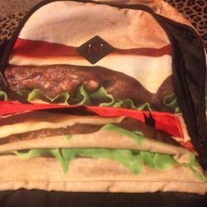 Other - Burger backpack