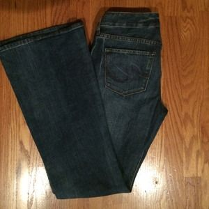 Express jeans Stella fit and flair