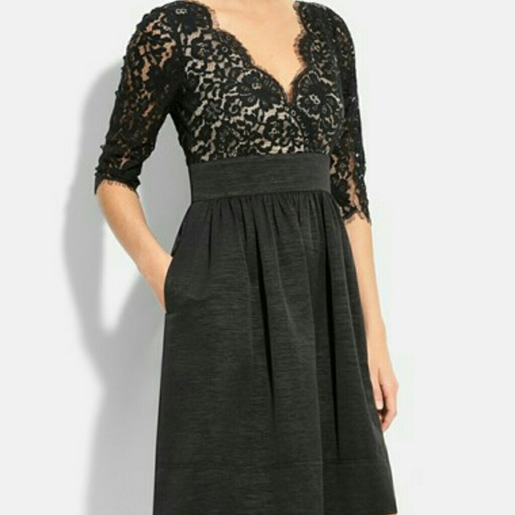 Eliza J Dresses | Black Lace Dress | Poshmark