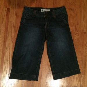 Gap Gaucho Jeans