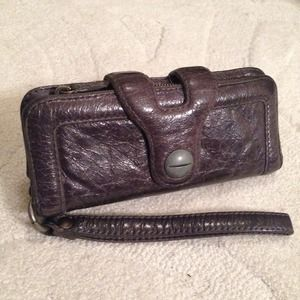 Gerard Darel Handbags - Authentic Gerard Darel leather wallet wristlet