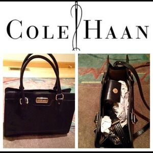 Cole Haan Handbags - Authentic NWT Cole Haan Carrington satchel