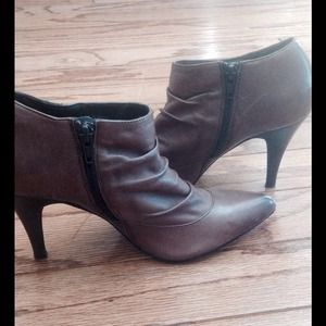 Brown ALDO Booties