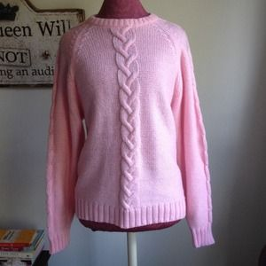 Carriage Court- Vintage Sweaters - Vintage Sweater
