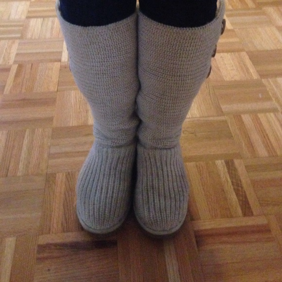 Ugg Shoes Knit S Classic Cardy Poshmark