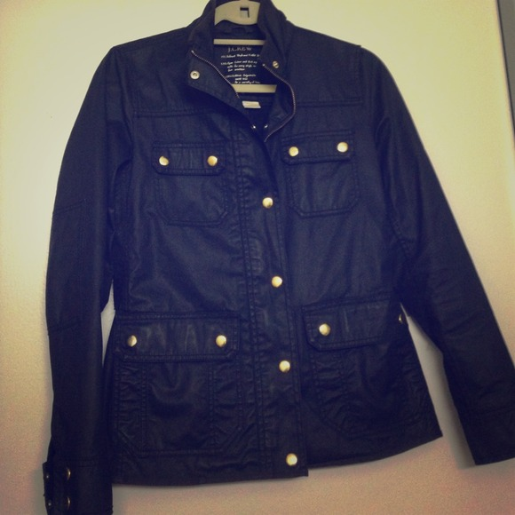 HOST PICK 🌸 J.Crew black field jacket!
