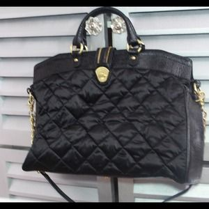 Brahmin Handbags - Brahmin Black Quilted