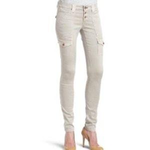 cabc8005e7d1f Rich & Skinny Jeans | Rich Skinny Cargo Leggings Khaki | Poshmark