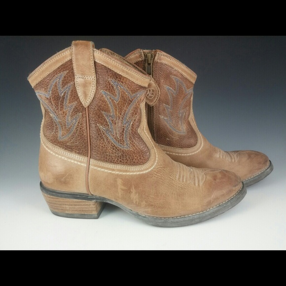 64% off Ariat Boots - Ariat Billie Boot from Cameron's closet on ...
