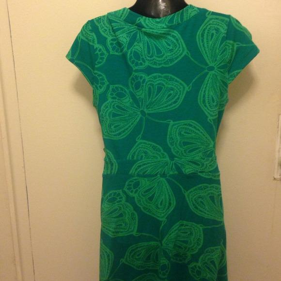 Print Wrap Dress 2 H&m