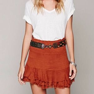 Free People Maricruz Belt