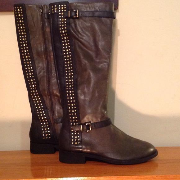 69417e3378ea Jessica Simpson Boots - ⤵ ⤵️Jessica Simpson leather Ellister Boots 9.5
