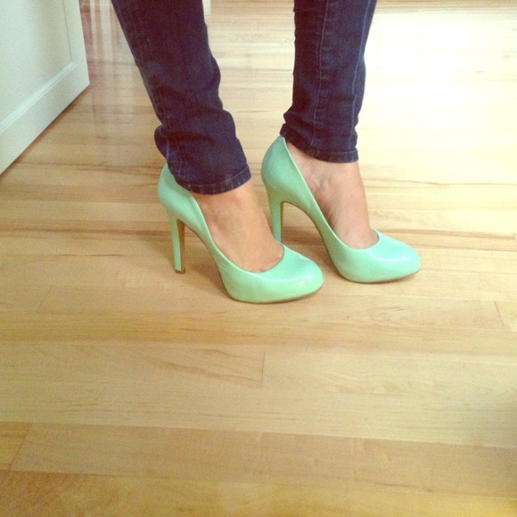 61 off jessica simpson shoes tiffany blue heels from final tiffany blue heels junglespirit Gallery