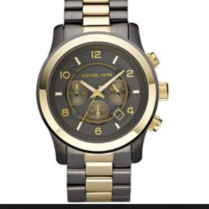 Michael Kors two tone unisex