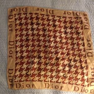 Christian Dior Scarf--price drop!!