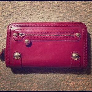 ZARA Leather Wallet/Clutch