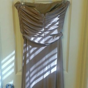 Adrianna Papell Dresses - Gold & Shimmery Cocktail Dress