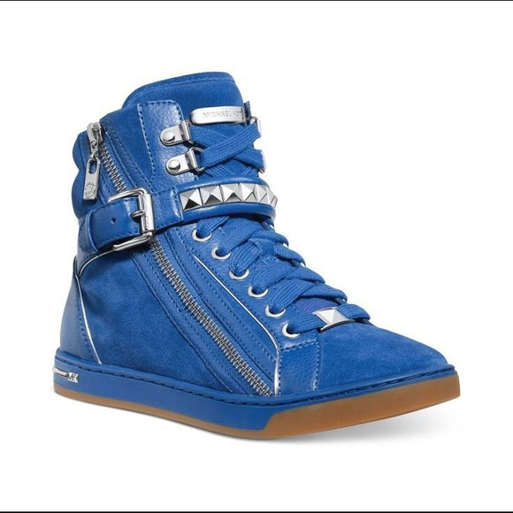 Blue Sapphire Michael Kors Glam