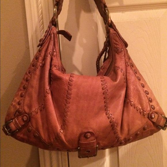 4c3f098edb84 Isabella Fiore Handbags - Isabella Fiore Audra Hobo Handbag
