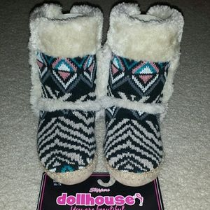 Dollhouse Slippers