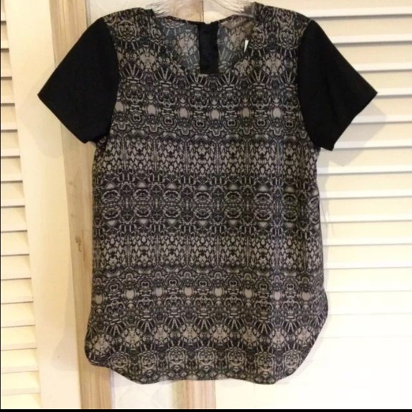 6566aa63a86 Urban Outfitters Tops | Charlie Jade Top Shirt Blouse | Poshmark