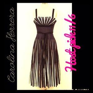 Carolina Herrera Dresses & Skirts - CAROLINA HERRERA cocktail dress ⭐️2x hp