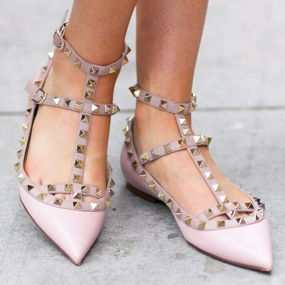 Shoes Valentino Inspired Flat Poshmark