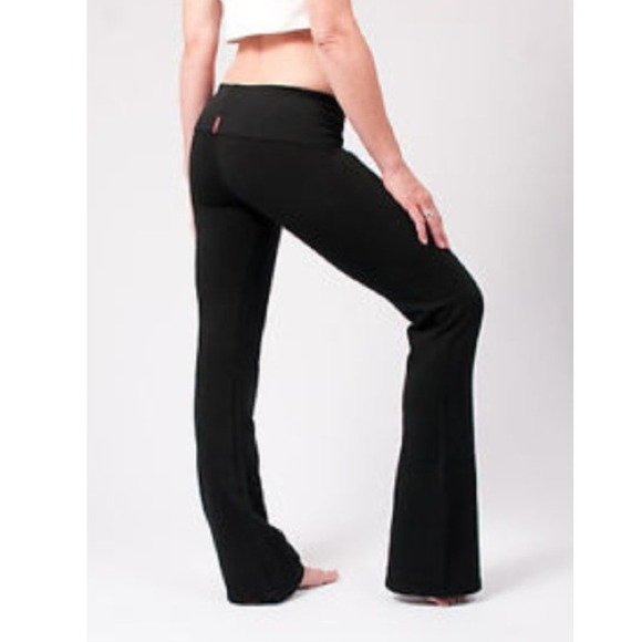 HARD TAIL Fold Over Yoga Pants