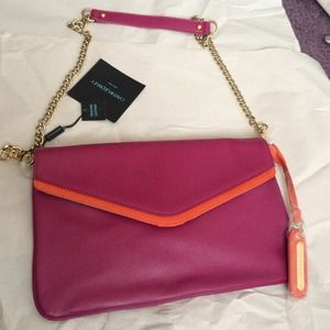 Cynthia Rowley leather bag