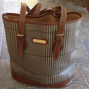Ralph Lauren Bags - Vintage POLO Ralph Lauren Bucket Bag 9c52fdbe83213