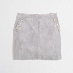 TAKE 50% OFF J. Crew mini skirt