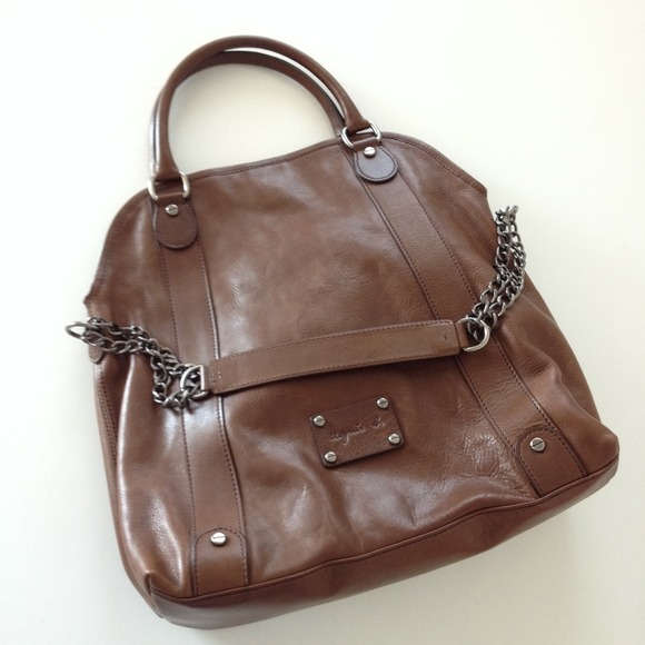 AGNèS B. Leather Mini Bag Sale New Styles Cheap Geniue Stockist M7lHbPjFIl