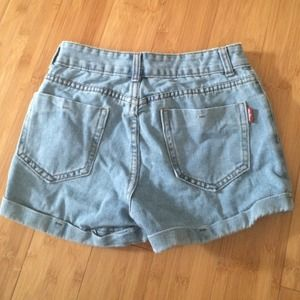 4f2f49fea1 American Apparel Jeans - American apparel inspired high waisted shorts