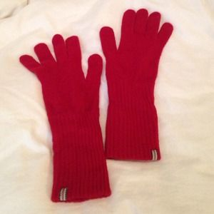 Burberry Accessories - Burberry wool mittens