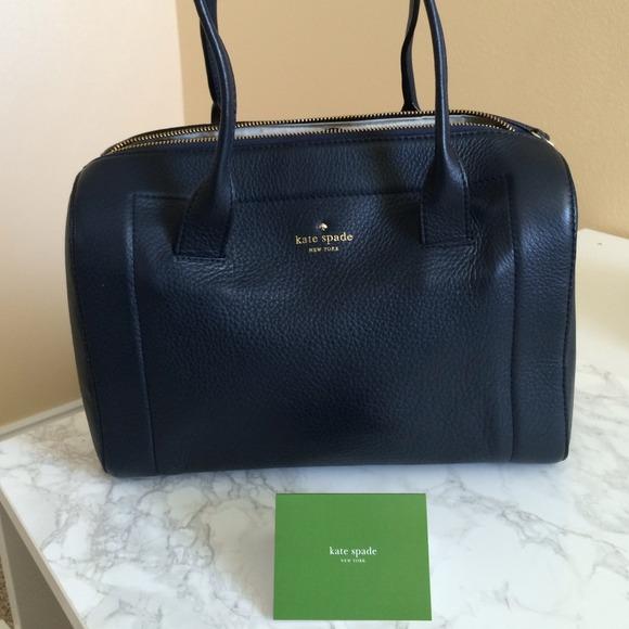 58% off kate spade Handbags - Kate Spade Mansfield Liv Satchel in ...