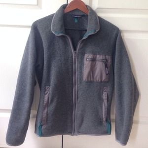 Fleece Patagonia Zip Up Jacket