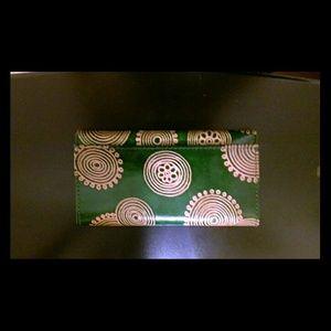 Handbags - Green Wallet