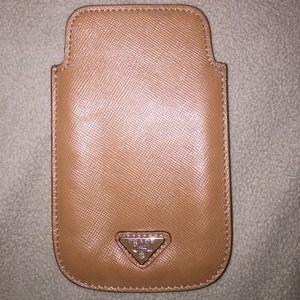 70% off Prada Accessories - Prada iPhone 5/5S case from ...