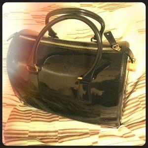 Black jelly bag !