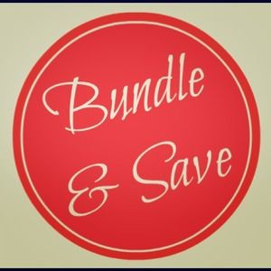 Bundle and save! Ship in 24-48hrs