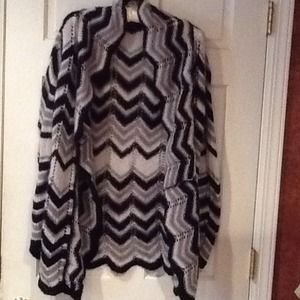 BCBGMaxAzria sweater cardigan.