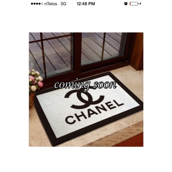 Chanel Bath Rugs Popular Purple Chanel Bath Rugs Picture