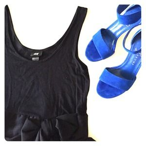 H&M Dresses & Skirts - Tank Dress with ruffles