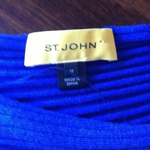 St. John Sweaters - St.John Sweater Yellow Label