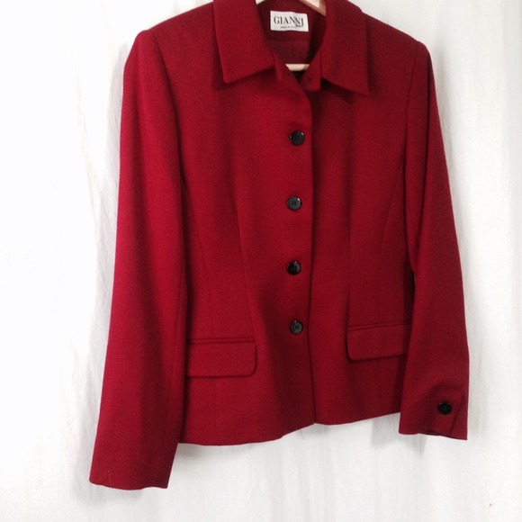 85% off Gianni Sport Jackets & Blazers - Ladies Gianni Sport ...